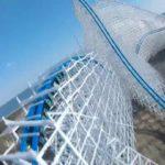 【衝撃映像】Racing Drone POVドローン主観映像 ハイブリッドコースター 「白鯨」(HAKUGEI)