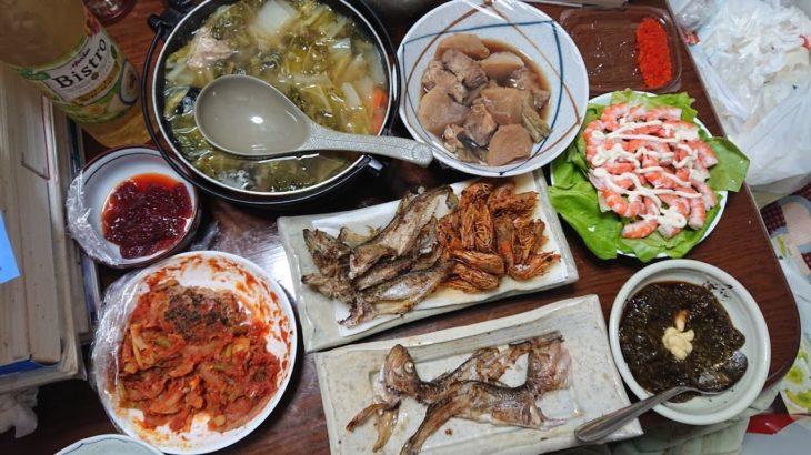 晩酌cook第10回、食レポ編!北の方の魚を料理して飲んでみた!