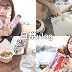 【日常】DAISO購入品|自炊|冷凍食品|メイクブラシ洗う